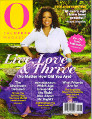 O Magazine Cover - May 2013 small
