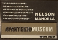 My Life Lesson Learnt at the Mandela Capture Site