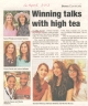 The Berea Mail - Winning talks with high tea